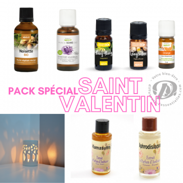 Pack Saint Valentin