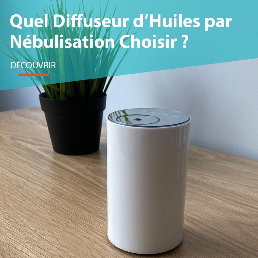 comment choisir son diffuseur par nébulisation ?