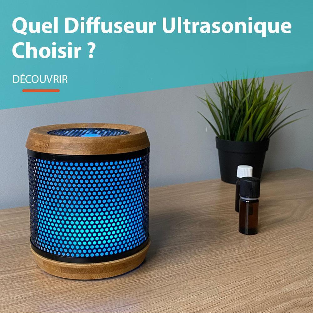 Comment choisir son diffuseur ultrasonique ?