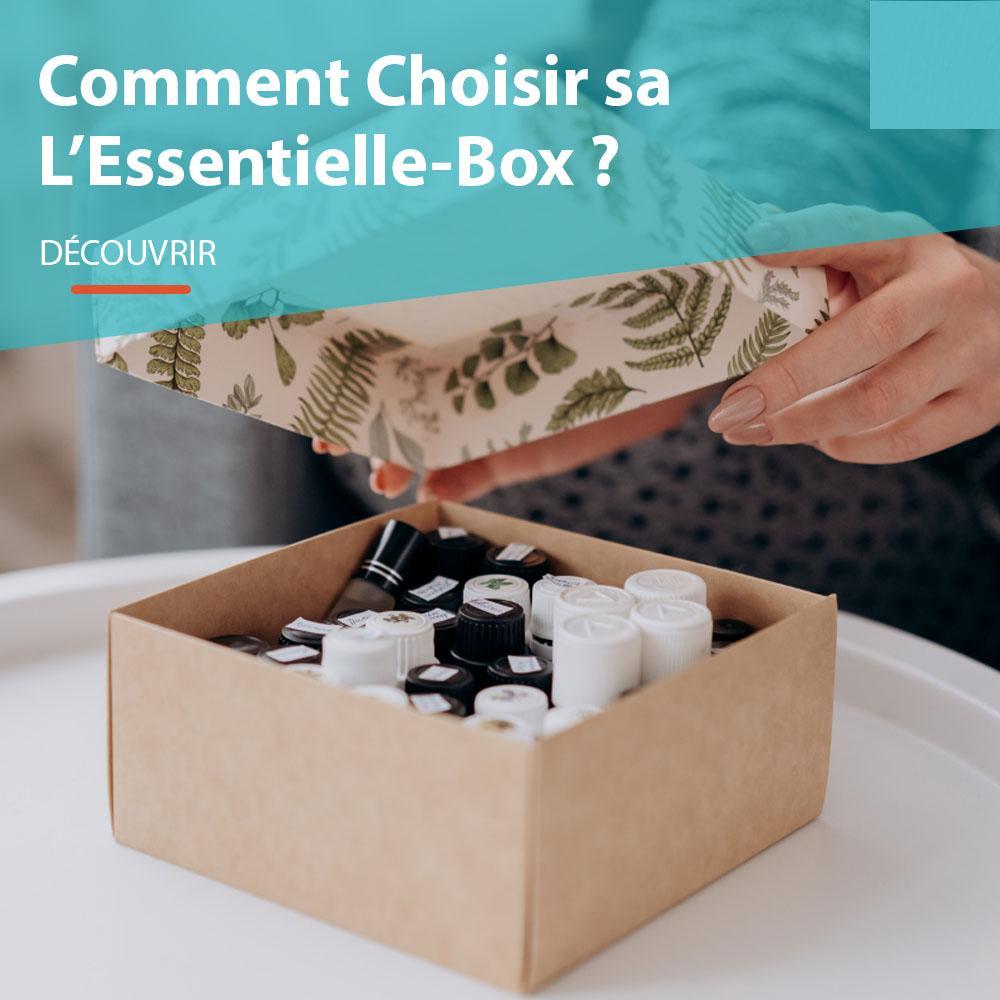 comment choisir sa l'Essentielle-Box ?