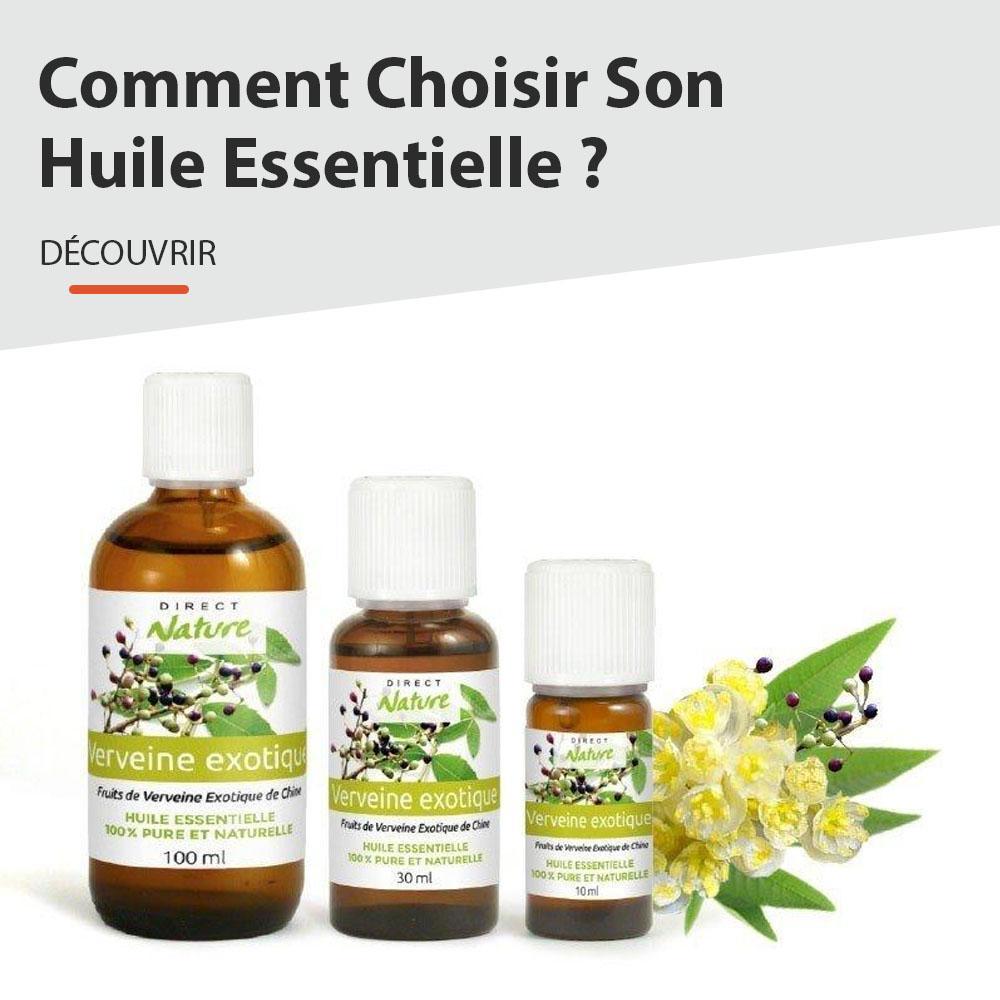 Comment choisir son huile essentielle ?