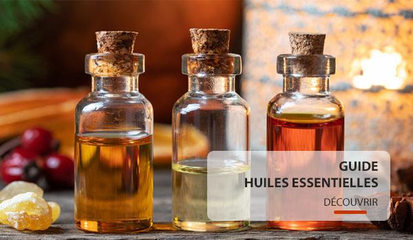 Guide Huiles Essentielles