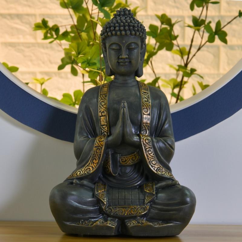 Découvrez quelle statue Bouddha correspondra à votre intérieur ?